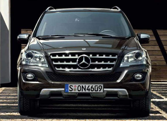 benzblogger blog archiv 2010 mercedes benz ml350. Black Bedroom Furniture Sets. Home Design Ideas