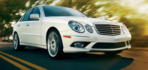 Mercedes E350 AMG Sport Package