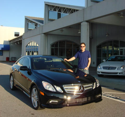 E550 Coupe Customer Testimonial