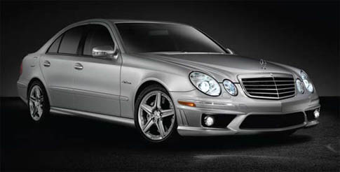 Mercedes-Benz 2009 E63 AMG Performance Pkg