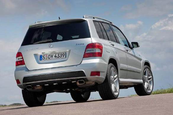 Benzblogger blog archiv mercedes benz glk350 amg for Mercedes benz glk350 amg
