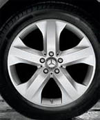 Mercedes ML320 Wheel
