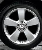 Mercedes ML350 Wheel