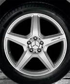 Mercedes ML550 Wheel
