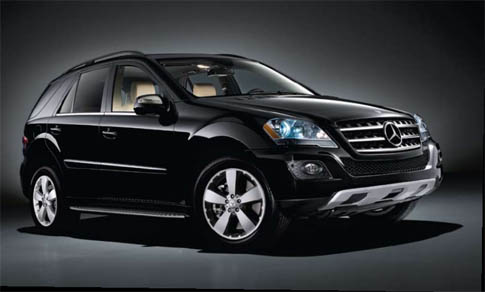 Mercedes-Benz 2009 ML350