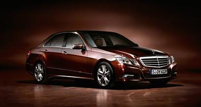 benzblogger » blog archiv » mercedes-benz 2010 e-class photos