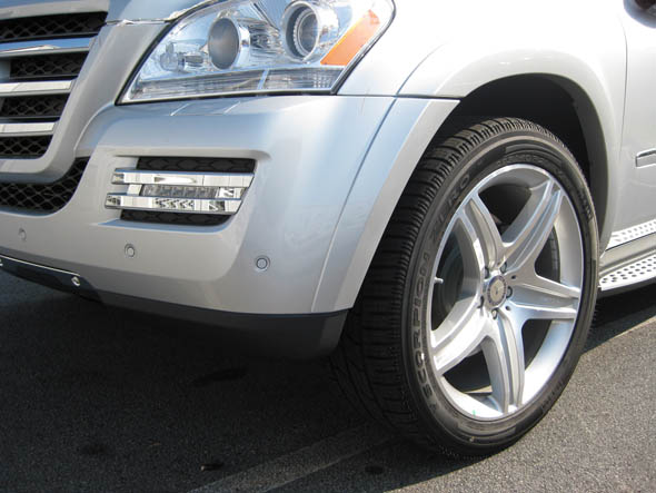 Mercedes 2010 GL550 Wheels