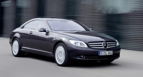 Mercedes CL550 4Matic