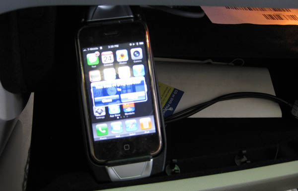 Mercedes-Benz MHI iPhone Cradle