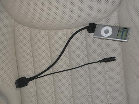 2009 Mercedes iPod Kit