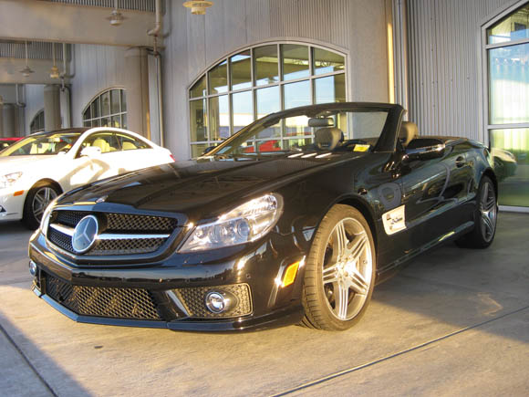 Worksheet. BenzBlogger  Blog Archiv  2009 PreOwned SL63 AMG For Sale at