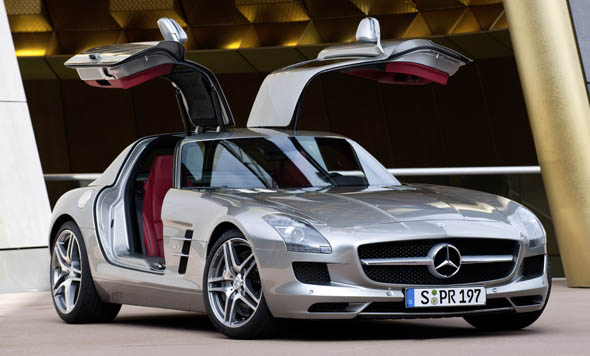 reports twilight star 200000 2012 mercedes-benz sls amg silver