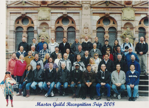 Master Guild Group Photo